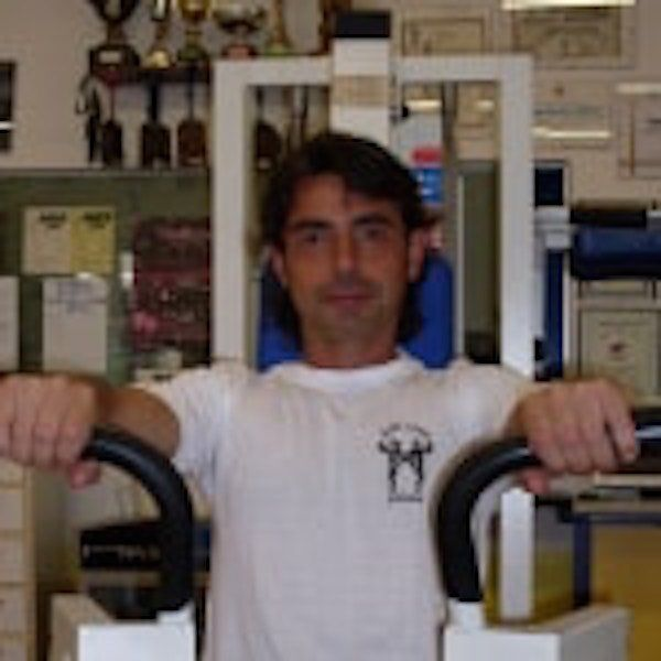 Francesco Triolo -Personal trainer