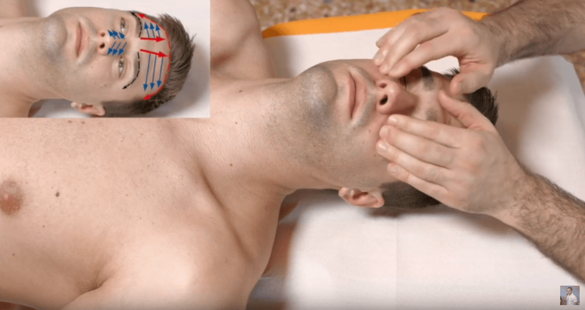 Video tutorial massaggio viso
